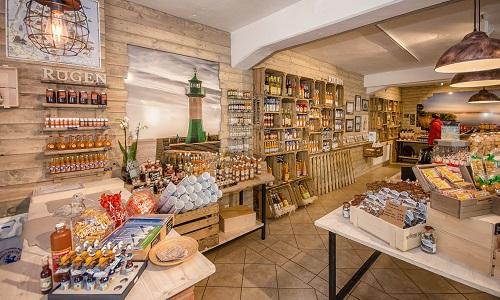 Rügenprodukte kaufen in Sassnitz / Insel Rügen