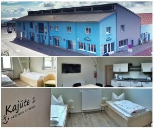 Hotel Ferienwohnung Unterkunft Sassnitz Insel Rügen